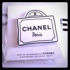 CHANEL Promotional Pin
